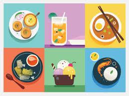 global cuisine global cuisine 2 by ranganath krishnamani dribbble