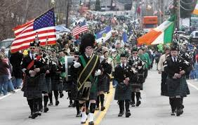 new york st patrick u0027s day parade to be broadcast in ireland and uk