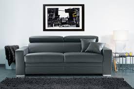 canapé simmons salon canapés fauteuils cuir tissus convertibles transformables