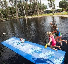 lake toys for adults original floating foam watermat lake raft lake toy the watermat