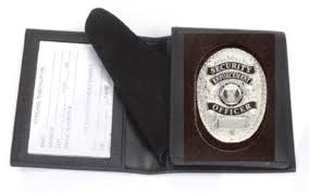 badge cases wallets holders on scene inc