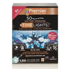 battery operated outdoor lights with timers uk