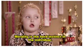 Honey Boo Boo Meme - an unlikely analogy how honey boo boo is a blueprint for b2b