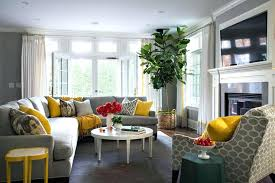 yellow and gray room gray and yellow living room gray and brown living room gray and
