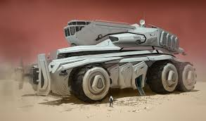 futuristic military jeep escapist art picture of things that don u0027t exist comrades
