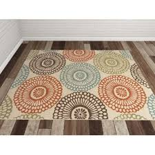 Coral Runner Rug Outdoor Rugs
