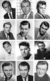 Classic Hairstyles For Men In The 1930s To 1960s Slicked Back