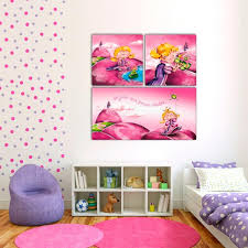 tableau de chambre tableau princesse et la grenouille decodeo