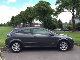 2009 vauxhall astra 1 6 design petrol manual 3 door 54 000