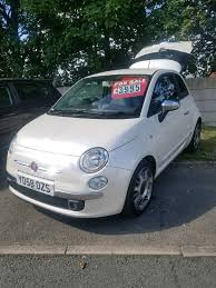 fiat 500 hatchback 1 4 sport 3dr manual in cheadle hulme