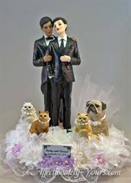 custom wedding cake toppers and groom two grooms or brides same and cake toppers