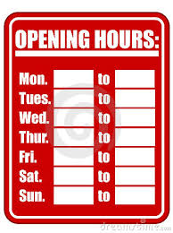 government extends opening hours businesses st maarten information