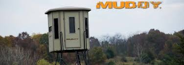 Elevated Bow Hunting Blinds Box Blinds Muddy Outdoors Muddy Outdoors