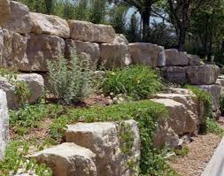 Small Rock Retaining Wall Ideas Hand Laid Retaining Wall Made Out - Rock wall design