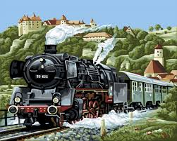Paint By Number Mural by Online Buy Wholesale Modern Locomotives From China Modern