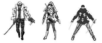 cyberpunk sketches wolfire games blog