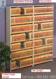 Tennsco Bookcase Adjustable Steel Shelving Metal Office Storage Racks Adjusting