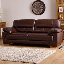 clayton sofas sofa charming 3 seater leather sofa clayton in brown