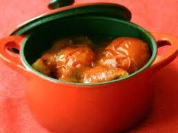 epicurien recettes de cuisine curry de porc au lait de coco pour déjeuner épicurien ou dîner