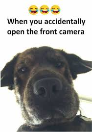 Camera Meme - dopl3r com memes when you accidentally open the front camera