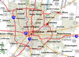 map of columbus columbus oh center for therapeutic llc