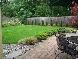 Simple Backyard Makeovers Garden Design Garden Design With Landscaping Ideas And Design