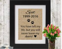 Personalized Remembrance Gifts Custom Pet Remembrance Gifts Personalized Pet Memorial