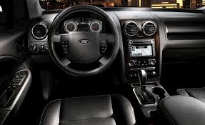 Ford Taurus Interior 2009 Ford Taurus X Information And Photos Zombiedrive