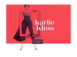 homepage designen best 25 fashion web design ideas on fashion websites