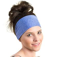 hairband men lightweight sports headband non slip moisture wicking sweatband