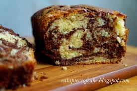 piece of cake marble butter cake