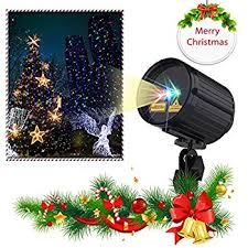 oxyled led projector light with 12 lighting modes decorative