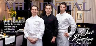 la cuisine de joel robuchon joël robuchon debuts the faces of las vegas cuisine