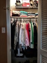 new mama u0027s corner small closet ideas organization solutions that