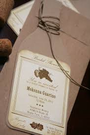 Inexpensive Bridal Shower Invitations Vintage Wine Themed Bridal Shower Invitations Invitation Ideas