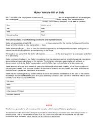 Bill Of Sale Form Vehicle by Vehicle Bill Of Sale Illinois Thebridgesummit Co