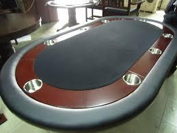 Table Top Poker Table Presidential Texas Holdem Poker Table U2013 Robbies Billiards