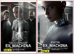 poster 30x40 ex machina 2015 posterplus elo7