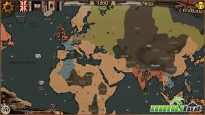 Asia Map Games by Colonial Conquest Mmohuts