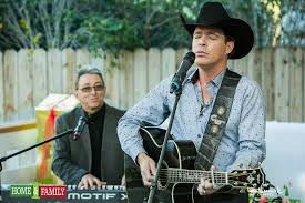 clay walker performs on home family clay walker