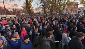 massive turn out for dawn services otago daily times online news