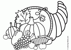 thanksgiving leaves coloring pages coloring page for
