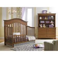 Baby Cribs That Convert To Toddler Beds by Dolce Babi Naples Crib In Harvest Brown By Bivona U0026 Company