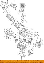 Ford Explorer Timing Chain - ford oem engine timing chain guide 2l2z 6k297 aa factory sold