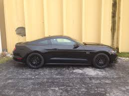 2006 Mustang Gt Black 2015 Mustang Gt Project Black Vossen Mustangforums Com