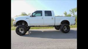 ford truck lifted 2002 ford f 250 diesel xlt 8 inch lifted truck for sale youtube