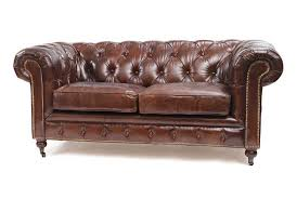 Vintage Leather Sofas New Ideas Sofa Couch With Chesterfield Antique Brown Leather Sofa