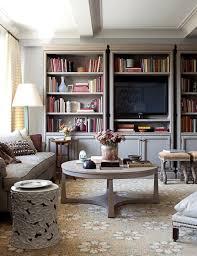 inspiration tv bookshelf built in shelving nest and apartments