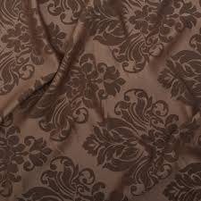 Curtain Upholstery Fabrics Classic Floral Faux Silk Jacquard Curtain Upholstery Fabric 12
