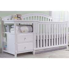 Mini Crib With Attached Changing Table Newport Mini Crib Treatsandtravels
